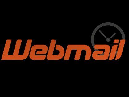 ¿Cómo cambiar la zona horaria en webmail?